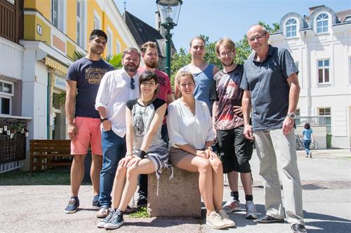 Groes Pfadfinder-Treffen in Mdling - Stadtgemeinde