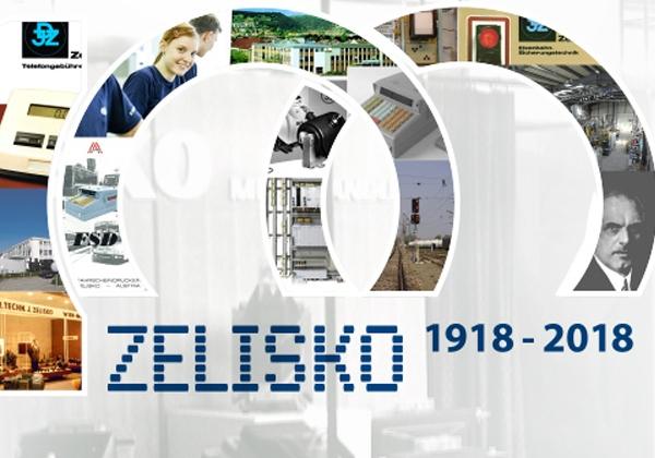 Zelisko Jubiläumsgrafik